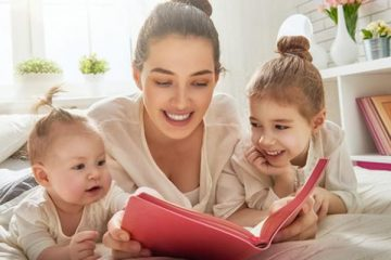 Jadikan Anak Suka Baca Buku