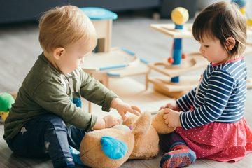 Kenalkan Gender Pada Anak